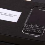 BlackBerry wünscht uns viel Spaß mit dem Classic. Mal sehen, ob wir den haben werden.