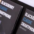 Diese Anleitungen helfen bei den ersten Schritten mit dem BlackBerry Classic.