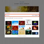 Jetzt könnt ihr entweder die Bilderdatenbank von Pixabay durchsuchen und ein lizenzfreies Bild verwenden, oder ihr ladet ein eigenes Foto von der Festplatte eures Computers hoch. Klickt das Bild an, welches ihr für die Grußkarte verwenden möchtet. (Quelle: Screenshot/pixacards.com)