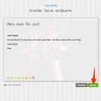 """Gib jetzt den Text für deine Grußkarte ein und klicke anschließend auf """"Senden"""". (Quelle: Screenshot/pixacards.com)"""