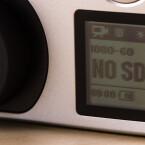 Bei der GoPro Hero4 Silver wird das Frontdisplay wahrscheinlich nur selten zu Rate gezogen..
