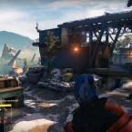 Eine der neuen Karten in Dunkelheit Lauert: Himmelsschock. (Quelle: Screenshot / Activision)