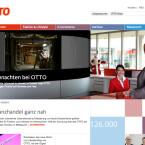 Der Otto Versand bietet seinen Kunden ein generelles Rückgaberecht von 30 Tagen. Innerhalb dieser Frist können gelieferte Artikel kostenfrei zurückgegeben werden. (Bild: Screenshot otto.de)