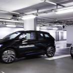 Selbstständig parken, auch in engen Parkhäuser: Das verspricht BMW für das Forschungsfahrzeug auf Basis des i3.