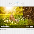 """Tippe auf """"Bild auswählen"""". (Quelle: Screenshot/pixacards.com)"""