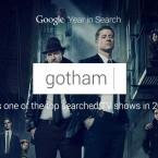 Die Top 5 beginnt mit Gotham. 3,2 Millionen Mal wurde die im Batman-Universum angesiedelte Serie illegal heruntergeladen, Dabei läuft sie erst seit September 2014 in den USA. (Bild: Facebook/Gothami)