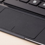 Die Gleiteigenschaften des schmalen Trackpads könnten besser sein.