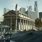 Banküberfall: Die Gangster starten einen skrupellosen Angriff auf einen bestens geschützten Banktresor... (Quelle: EA)