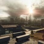 Entgleisung: Im Industriegebiet von Los Angeles spielen sich viele zwielichtige Dinge ab. (Quelle: EA)