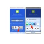 """Jetzt musst du noch auf das Teilen-Symbol des Browsers klicken und """"Zum Home-Bildschirm"""" auswählen. Anschließend bestätigst du das Icon noch einmal, indem du auf """"Hinzufügen"""" tippst."""
