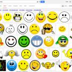 """Auch Google liefert sehr gute Ergebnisse - beispielsweise wenn du einen außergewöhnlichen Smiley versenden möchtest. Gib dazu in der Google-Bildersuche unter google.de/imghp zum Beispiel das Suchwort """"Smiley"""" ein. Die Auswahl ist nahezu unerschöpflich und hält für fast alle Gelegenheiten ein geeignetes Gesicht bereit."""
