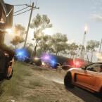 Hotwire: Die Verbrecher versuchen anhand einer Wunschliste, Autos zu stehlen, und die Cops wollen die Autos beschlagnahmen. Bleibe den Gegnern mit deinen Fahrkünsten auf den Fersen und schalte sie mit einem Freund auf dem Beifahrersitz aus. (Quelle: EA)