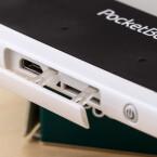 Der interne Speicher lässt sich mittels Micro-SD-Karte erweitern.