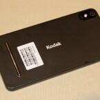 """Der Markenname """"Kodak"""" findet sich auf der Rückseite des IM5. (Bild: netzwelt)"""