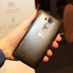 Die Kamera des LG G Flex 2 besitzt einen optischen Bildstabilisator.