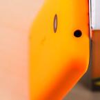 An der Oberseite des Microsoft Lumia 530 befindet sich der Kopfhöreranschluss.