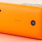 Die Kamera auf der Rückseite des Microsoft Lumia 530 löst mit fünf Megapixeln auf. Die Bildqualität ist jedoch enttäuschend.
