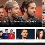 Das Yahoo-Netzwerk Myspace setzt auf Musik und Lifestyle.