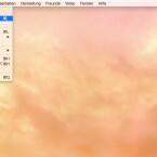 """Öffne jetzt auf deinem Mac die Nachrichten-App und klicke am oberen Bildschirmrand auf """"Nachrichten"""" und wähle im Menü """"Einstellungen"""" aus."""