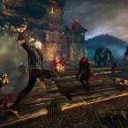 The Witcher 2: Enhanced Edition ist ab dem 16. Januar bei Games with Gold für die Xbox 360. (Quelle: Bandai Namco)