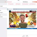 """Tippst du die kopierte Datei an, wird diese wieder als Vorschaubild geöffnet. Über das """"Teilen""""-Icon oben rechts öffnest du die Datei mit jeder kompatiblen App deines iPad. Beispielsweise bearbeitest du Präsentationen mit Keynote, Briefe mit Pages oder bearbeitest Bilder mit PicsArt."""