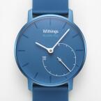 Auf der CES hat Withings den Fitness-Tracker Activité Pop vorgestellt. (Bild: Withings)