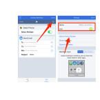 """Den Workflow könntest du jetzt direkt aus der App heraus starten. Es ist jedoch von Vorteil, diesen auf dem Homescreen als Verknüpfung abzulegen. Klicke dazu oben rechts auf das Zahnrad. Benenne den Workflow, wähle ein Icon und klicke anschließend auf """"Add to Home Screen""""."""