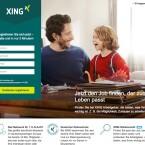 Xing ist soziales Netzwerk, das vor allem auf berufliche Kontaktpflege spezialisiert ist.