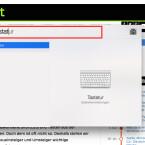 """Der einfachste Weg führt über die Spotlight-Suche, die ihr mit [cmd] + [Leertaste] öffnet. Tippt in das Suchfeld """"Tastatur"""" ein und drückt anschließend """"Enter"""", um die Tastatureinstellungen zu öffnen."""