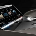Zum Beispiel flexible OLED-Display.