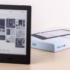 Manko beim Aura H2O: Im integrierten Onlineshop fehlen alle aktuellen Bestseller.