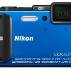 Nikon Coolpix AW130 ist die neue Outdoor-Kompaktkamera und bis 30 Meter wasserdicht.