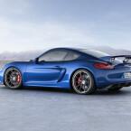 ...der Porsche Cayman GT4.