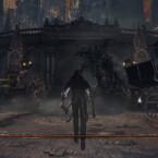 Das Sounddesign ist atemberaubend. Gerade die Konfrontation mit dem ersten Boss erhöht durch seinen orchestralen Soundtrack den Druck auf euch. (Quelle: Screenshot / IGN)