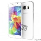 Der Star am Samsung-Stand dürfte das Galaxy S6 sein.