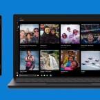 Über OneDrive synchronisieren sich Fotos zwischen PC und Smartphone automatisch.