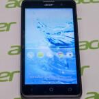 Der Bildschirm des Acer Z520 misst fünf Zoll.