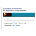 """06.03.2015: Die gefälschte UPS-Sendungsverfolgung führt euch auf die Webseite """"http://www.elevenmoments.com""""."""
