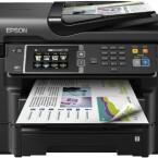 14:00 Uhr: Epson Multifunktionsgerät WF-3640DTWF C11CD16302, Duplexdruck, Scanner, Kopierer, Drucker, USB, bis zu 19 Seiten pro Minute. Niedrigster Preis im Internet: 154,00 Euro.
