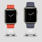 """...die ersten Crowdfunding-Kampagnen versprechen Abhilfe. Beispiel: """"Adappt"""". Die cleveren Adapter erlauben es nicht nur Apple-Armbänder, sondern fast jedes x-beliebige..."""