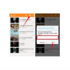 Android: Öffnet die Android-App des VLC Media Players auf eurem Smartphone und tippt oben links auf das Icon mit dem Funkturm. In das Eingabefeld gebt ihr den Link zum Live-Stream ein: Für das Event am 9. September 2015 nutzt ihr folgenden Link: http://p.events-delivery.apple.com.edgesuite.net/1509pijnedfvopihbefvpijlkjb/m3u8/hls_mvp.m3u8