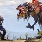 Geralt von Riva schreckt vor keinem Ungeheuer zurück.