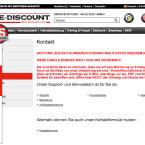 Seid ihr euch unsicher, ob ein Fremder auf eure Kosten Ware bei dem Versandhändler bestellt hat? Im Zweifelsfall solltet ihr Kontakt mit dem Onlineshop aufnehmen. Nutzt dafür nicht die Antworten-Funktion des E-Mail-Programms, sondern nehmt über die Webseite des Unternehmens Kontakt auf.