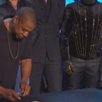 Firmenchef Jay-Z...