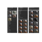 Das Foto-Tool ist in drei Spalten aufgeteilt. Auf der linken Seite des Tools findet ihr vorkonfigurierte Filter, die vor allem für den schnellen Einstieg für Laien geeignet sind. Außerdem enthält das Menü Voreinstellungen für die Optimierung bestimmter Fotomotive wie Landschaftsfotos oder Porträts. Auf Wunsch speichert ihr eigene Konfigurationen für Filter ab und greift schnell darauf zu.