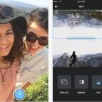Fotos lassen sich aus der App heraus auch schießen.