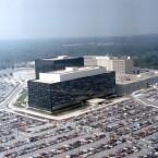 Das Hauptquartier des Geheimdiensts steht in Fort Meade, Maryland.