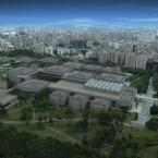 Auch Huawei, im Bild die Firmenzentrale in Shenzhen, China, war eines der Ziele der Spione.