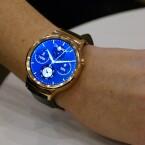Die Huawei Watch sieht echt klasse aus.