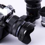 bis hin zum kompakten Profi-Modell mit Hochformatauslöser, die E-M5 kann nach belieben umgebaut werden.